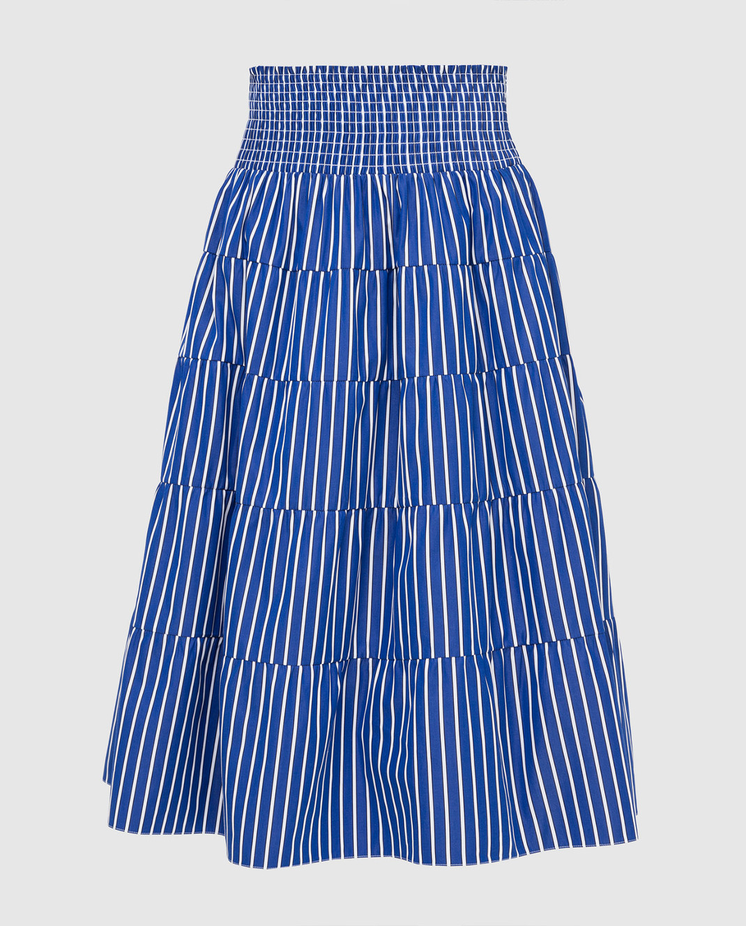 Prada Синяя юбка P149QR1VWT