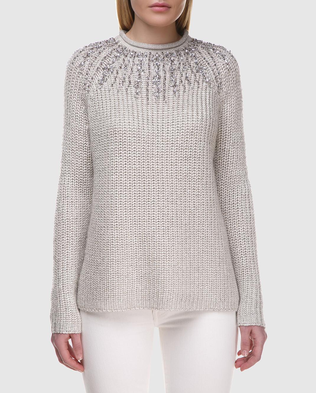 Ralph Lauren Светло-бежевый свитер 211684158 изображение 3