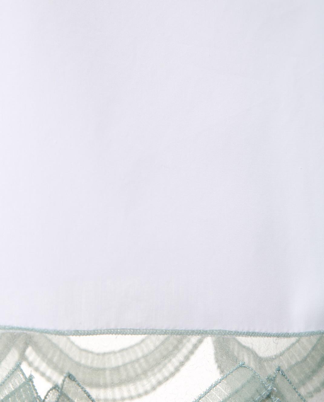 Prada Белый топ P428C изображение 5