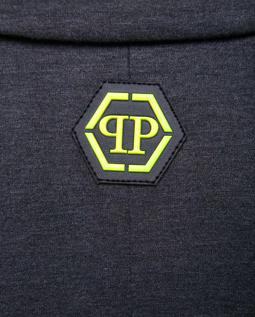 Philipp Plein Серый пиджак MRF0323 изображение 5