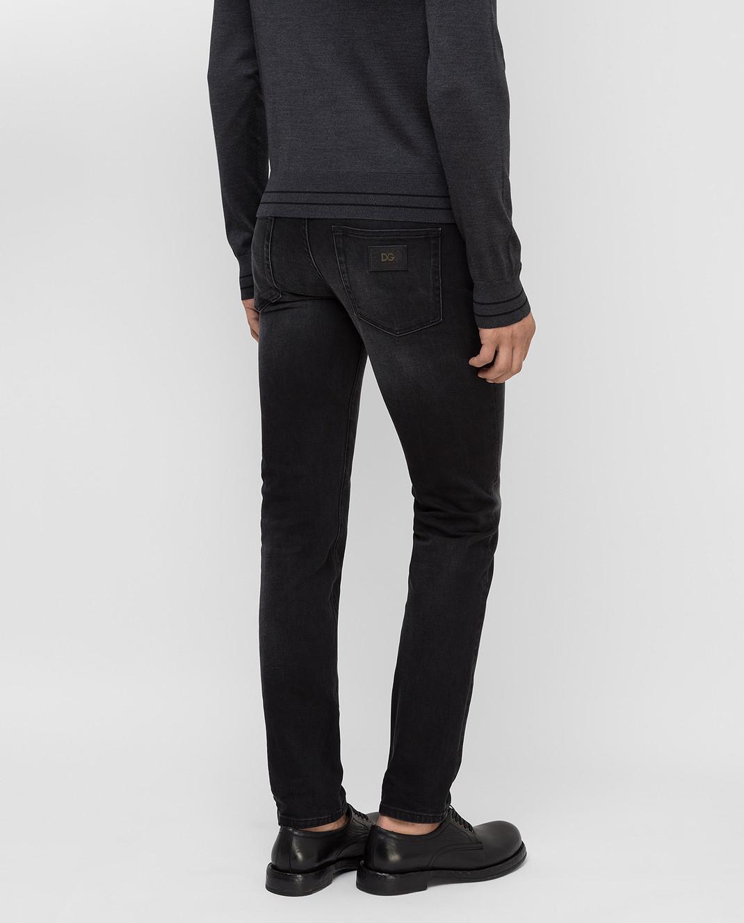Dolce&Gabbana Черные джинсы изображение 4