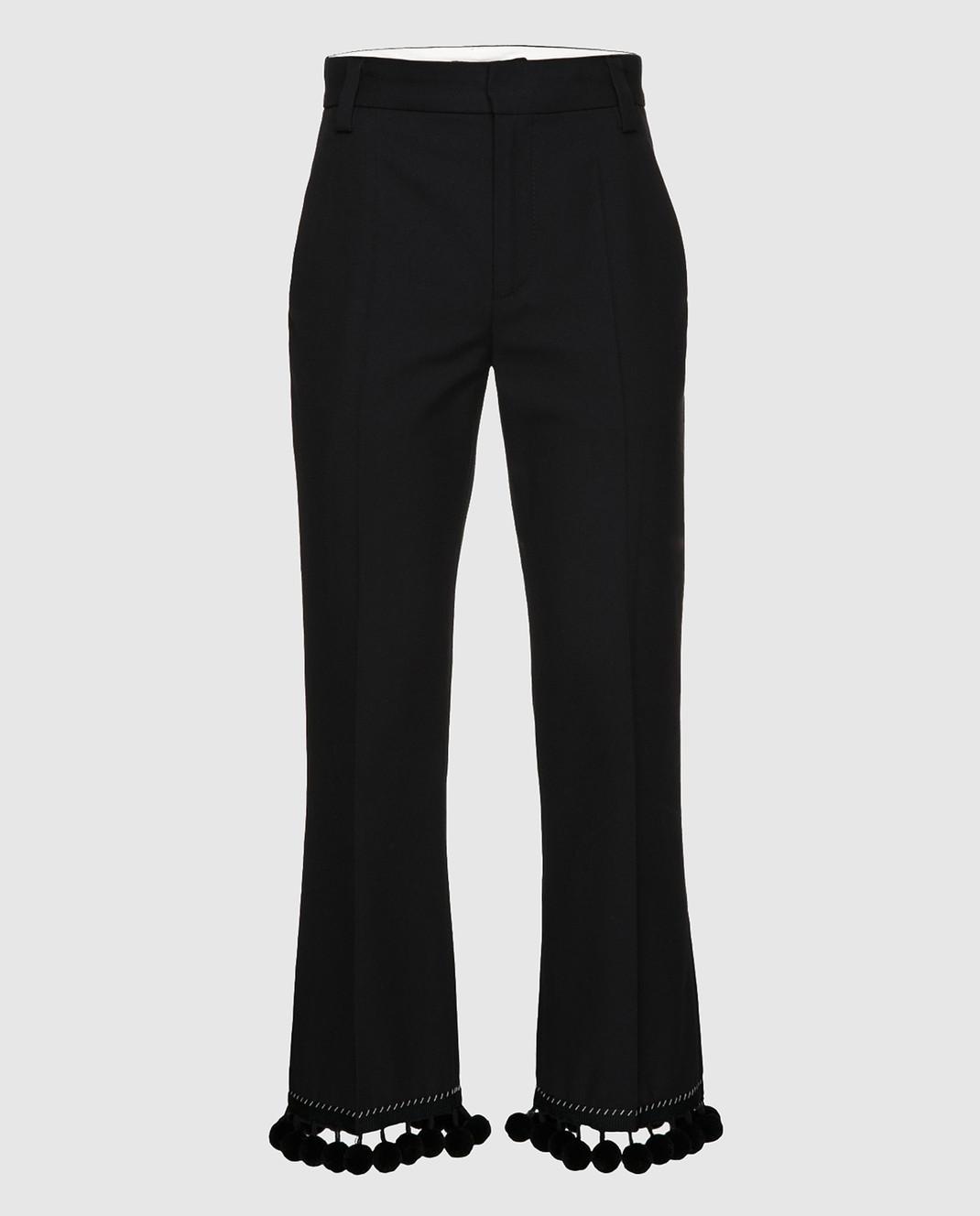 Marc Jacobs Черные брюки M4007136