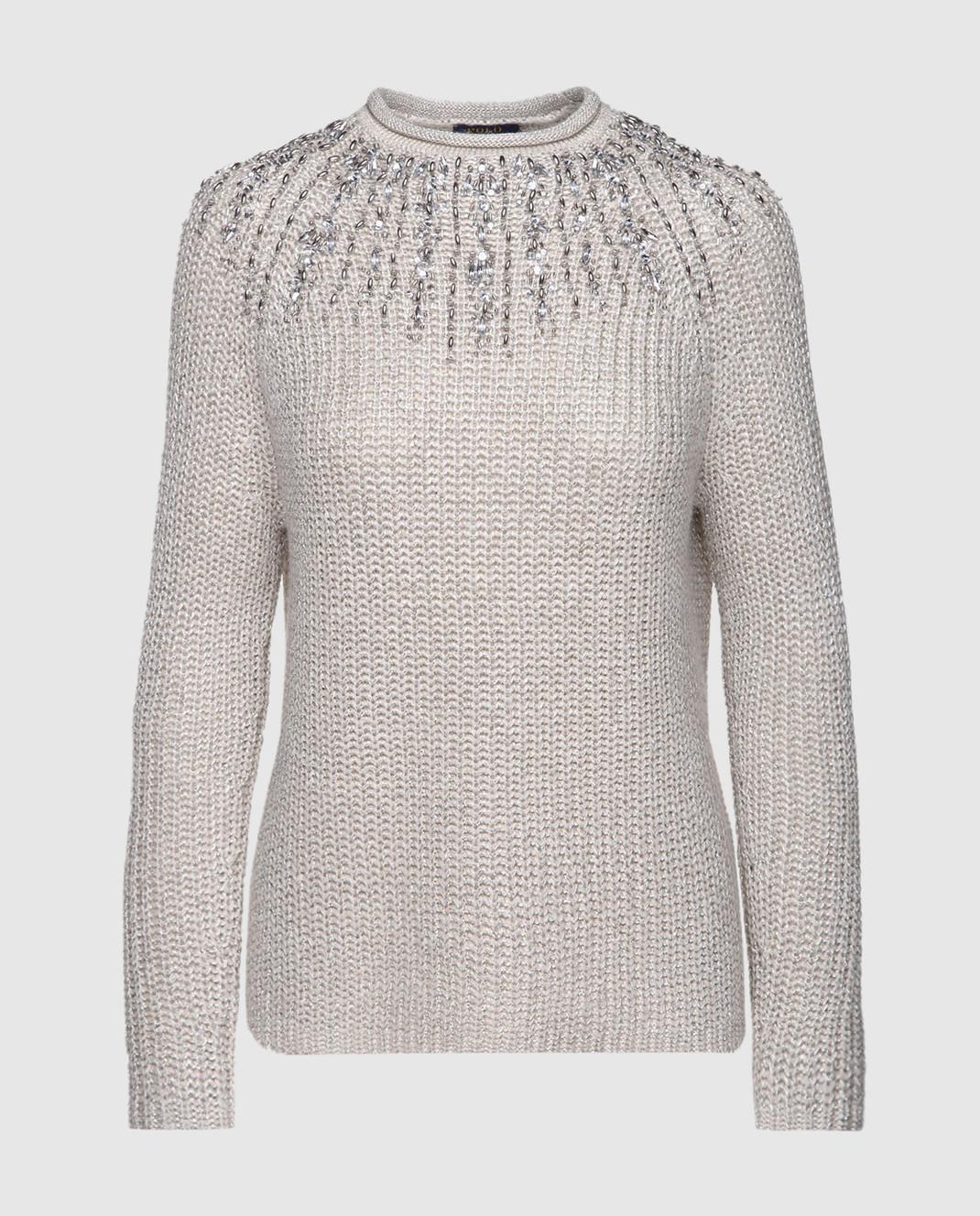 Ralph Lauren Светло-бежевый свитер 211684158