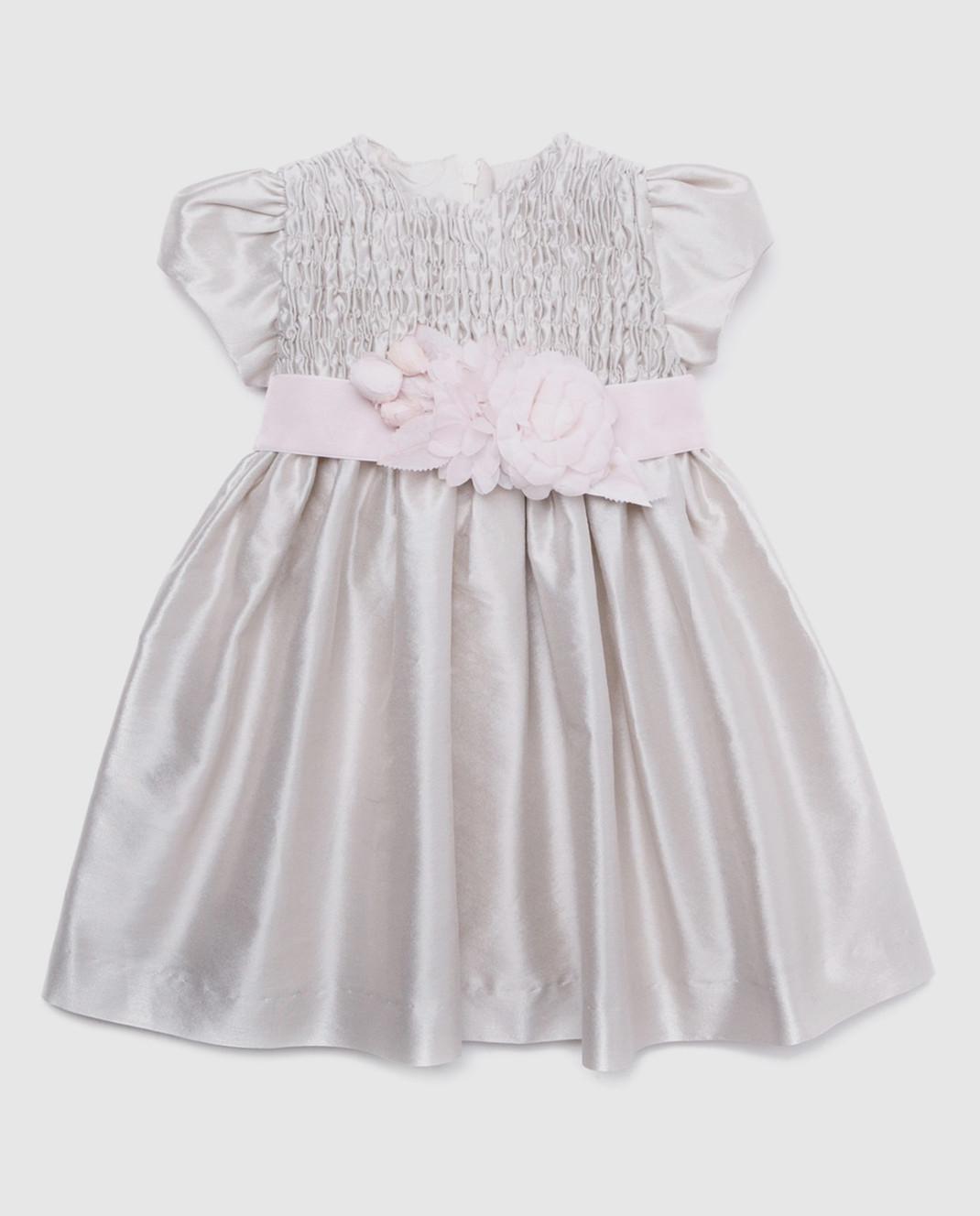 CAF Детское жемчужное платье 370TC