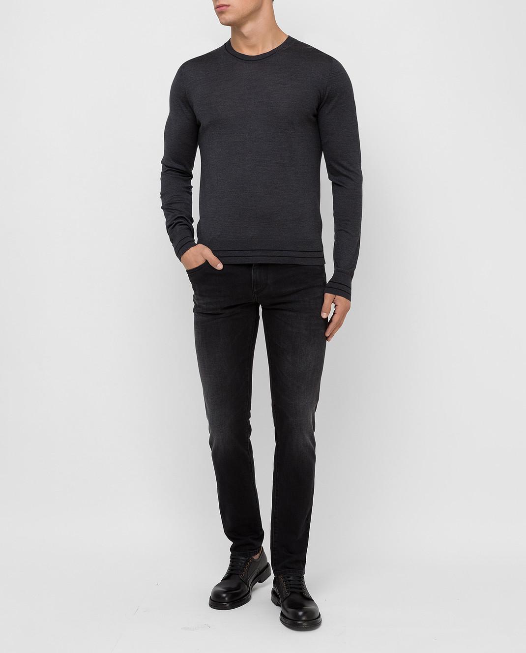 Dolce&Gabbana Черные джинсы изображение 2
