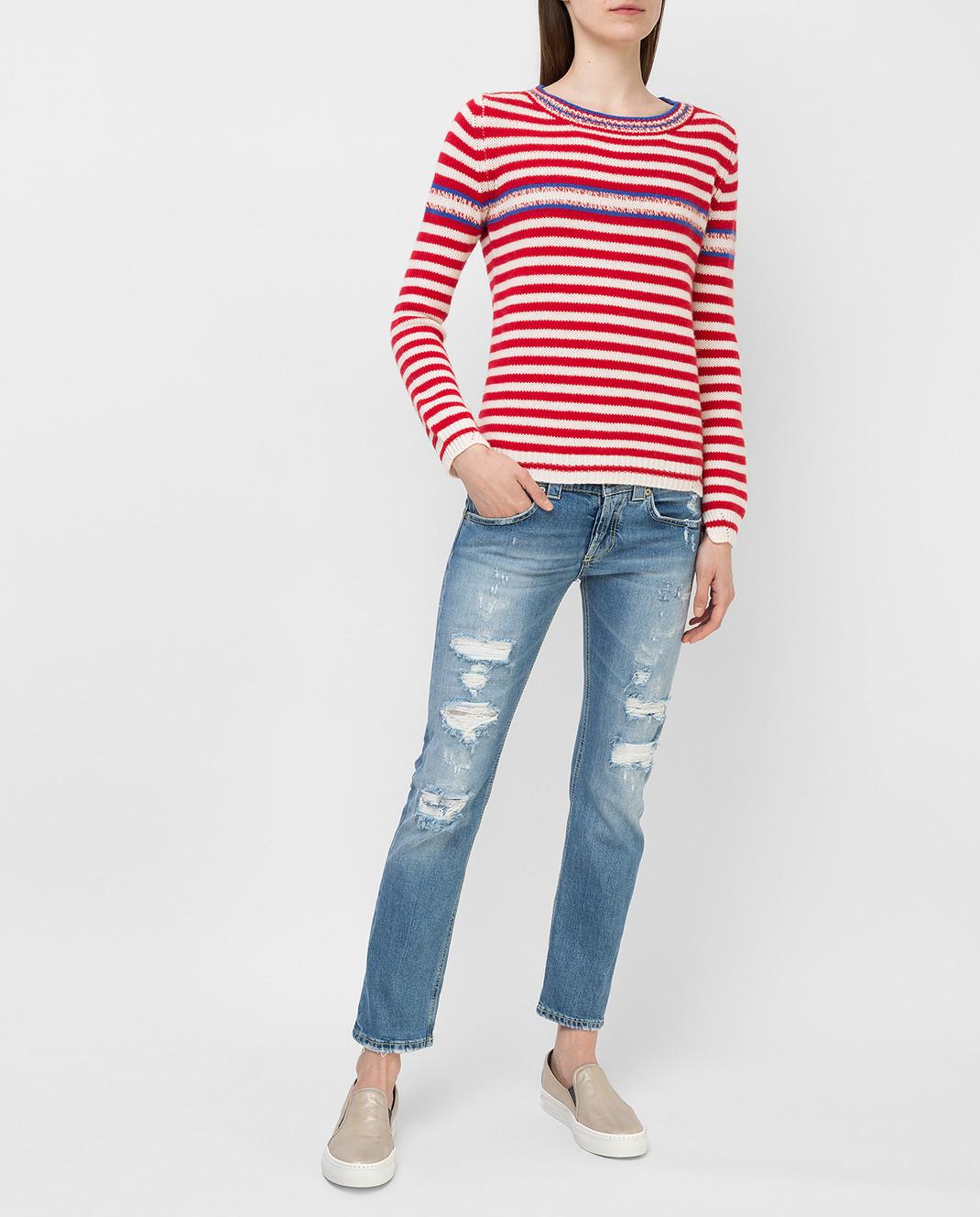 Dondup Синие джинсы P857 изображение 2