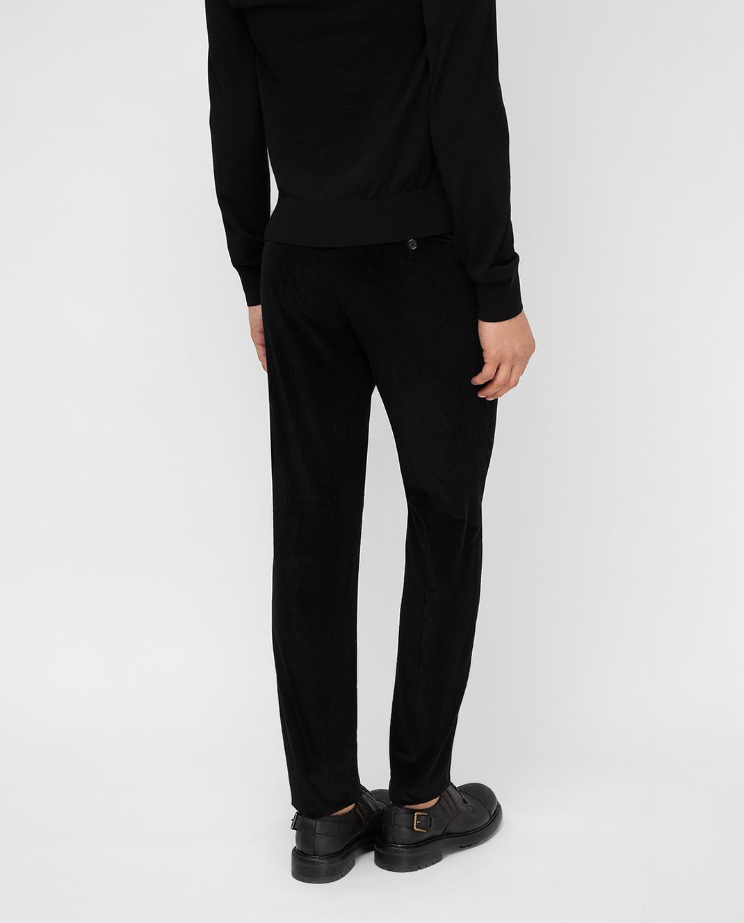 Dolce&Gabbana Черные брюки изображение 4