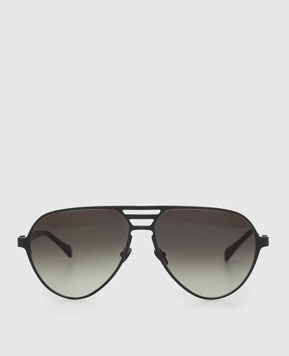 Черные солнцезащитные очки