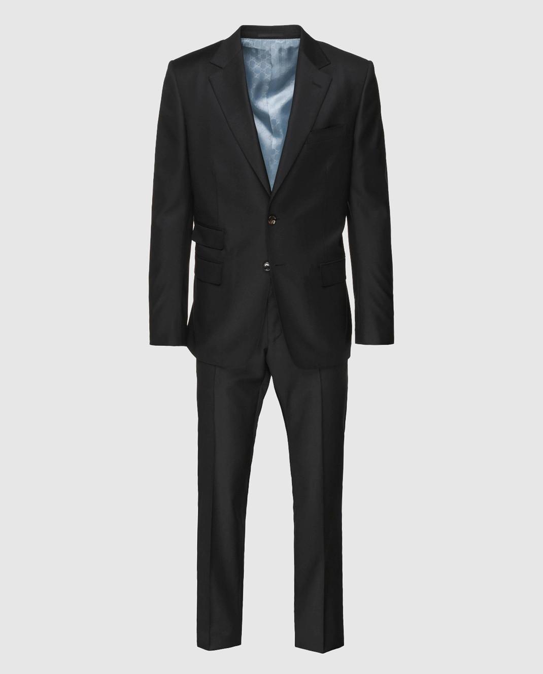 Gucci Черный костюм 450542