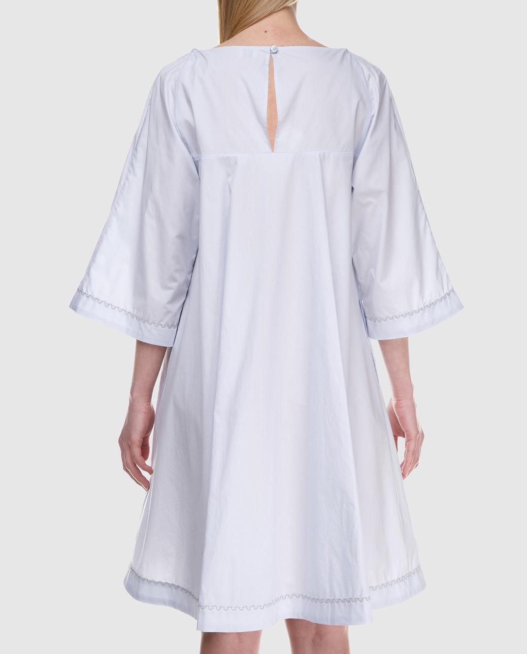COLOMBO Белое платье  AB00269T0434 изображение 4
