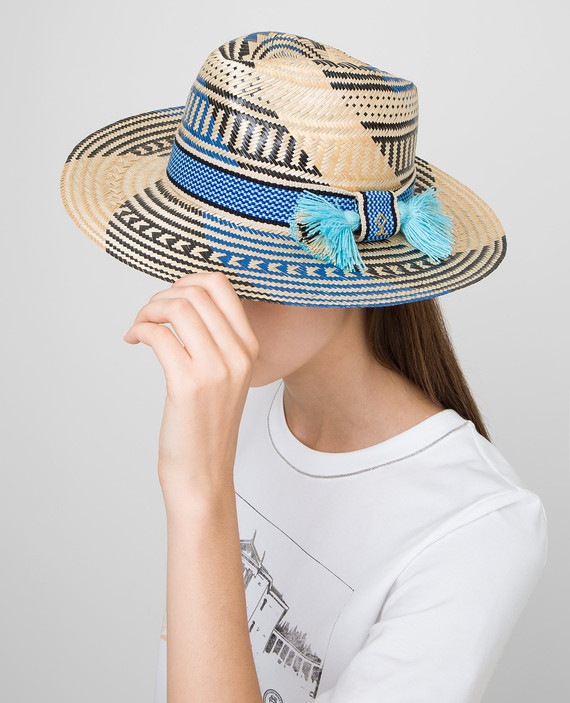 "Соломенная шляпа ""Saray"" hover"
