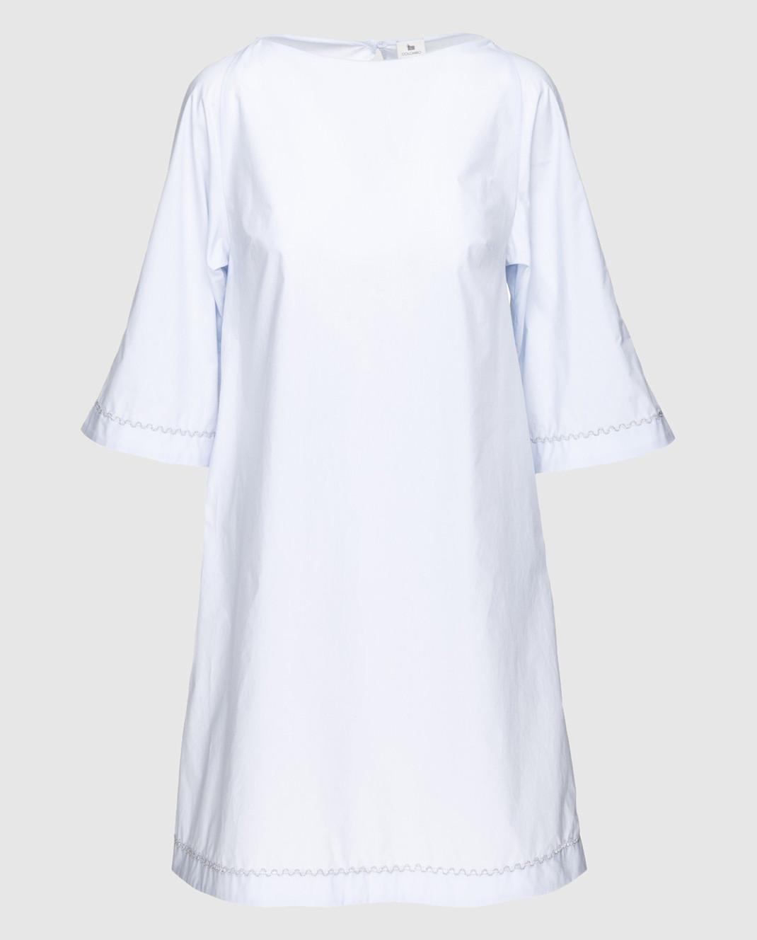 COLOMBO Белое платье  AB00269T0434