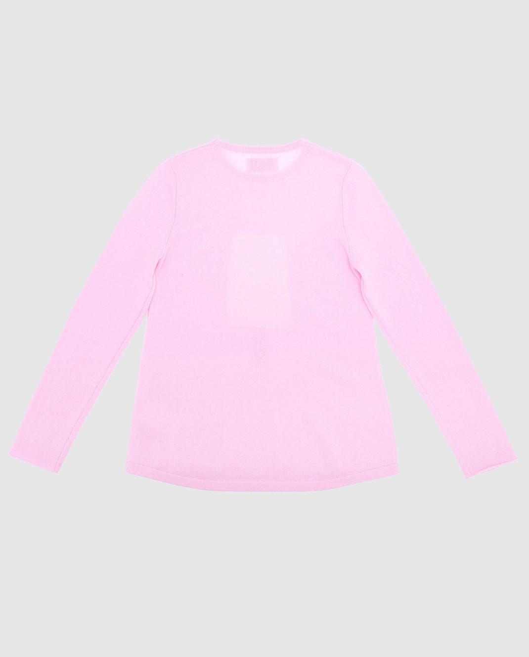 Allude Детский свитер из кашемира 18211920 изображение 2