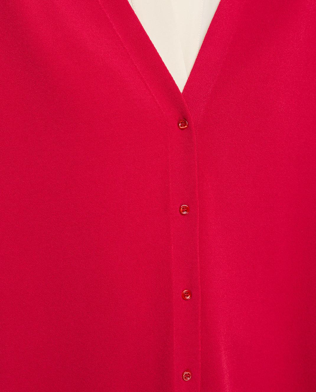 Azzedine Alaia Красный кардиган изображение 5