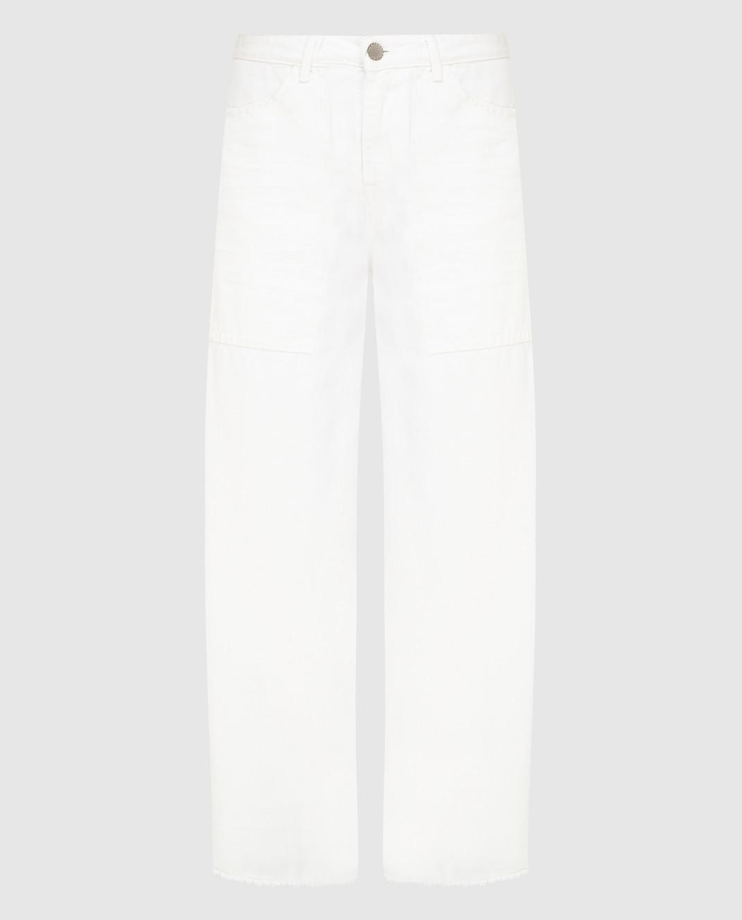 Twin Set Белые джинсы PS72S6