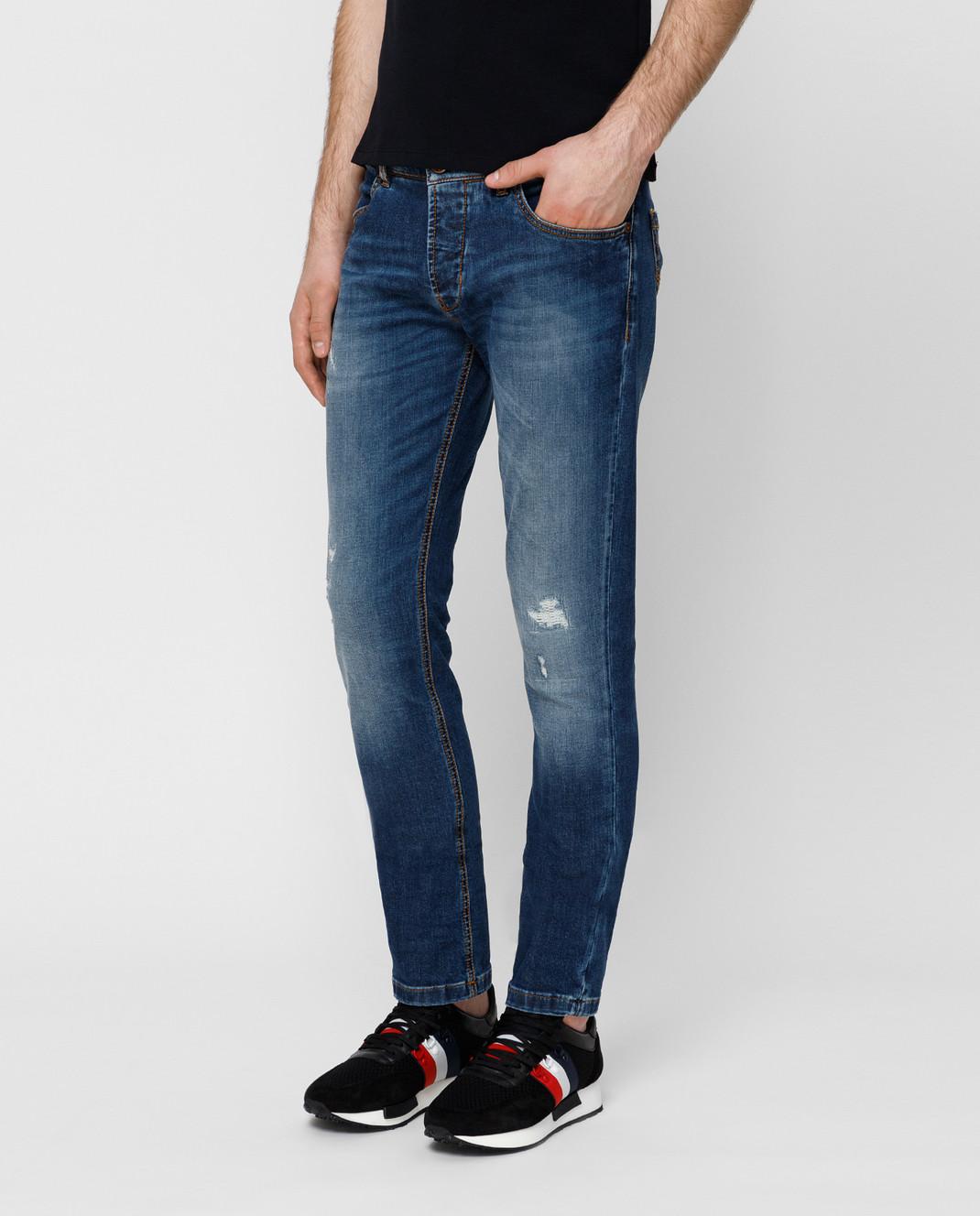 Fradi Синие джинсы 192JYF512182 изображение 3