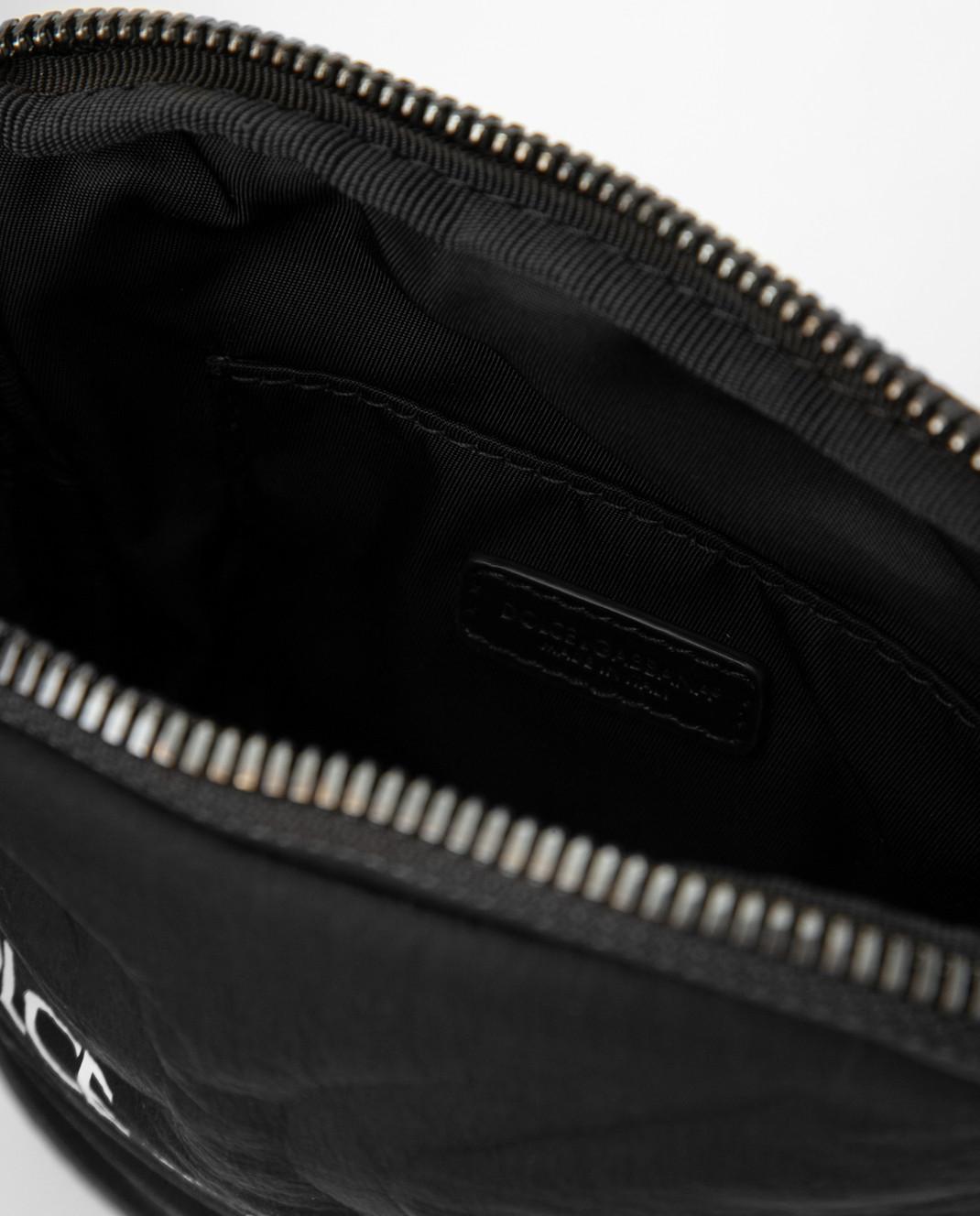 Dolce&Gabbana Черная сумка изображение 4