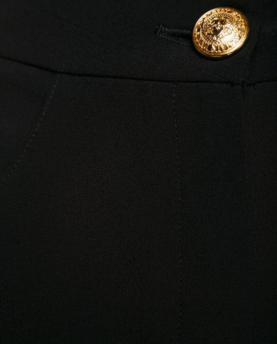 Balmain Черные брюки изображение 5