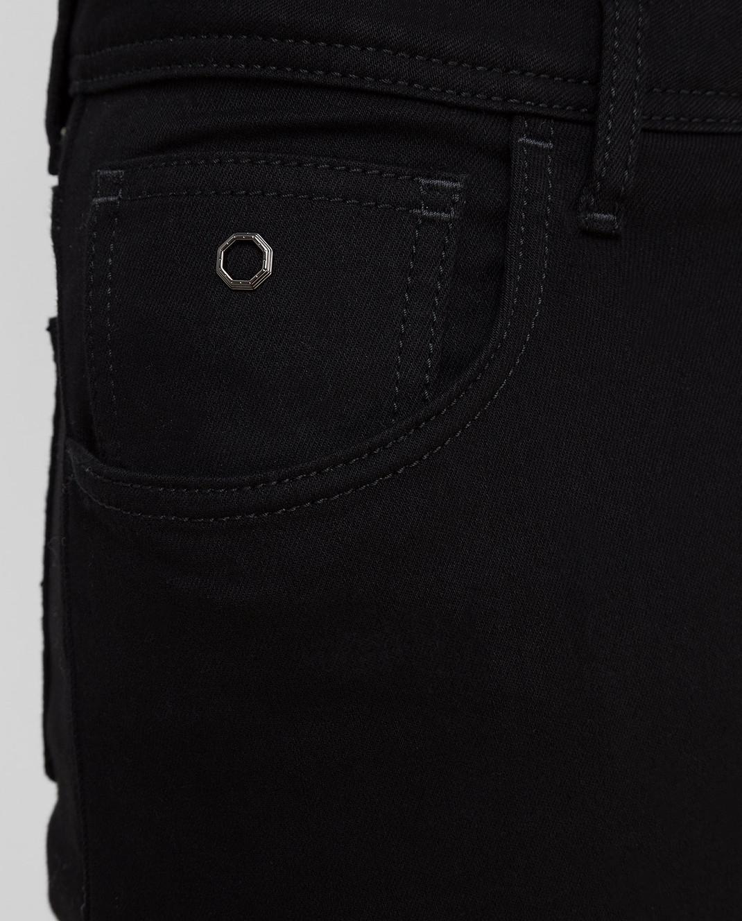 Stefano Ricci Черные джинсы изображение 5