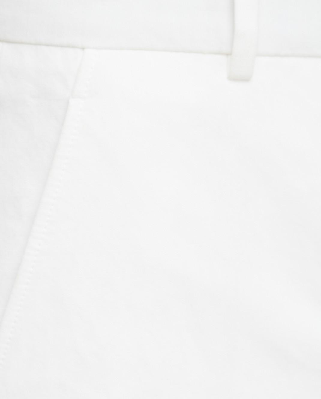 Marni Белые брюки PAMAR09MU1TL234 изображение 5
