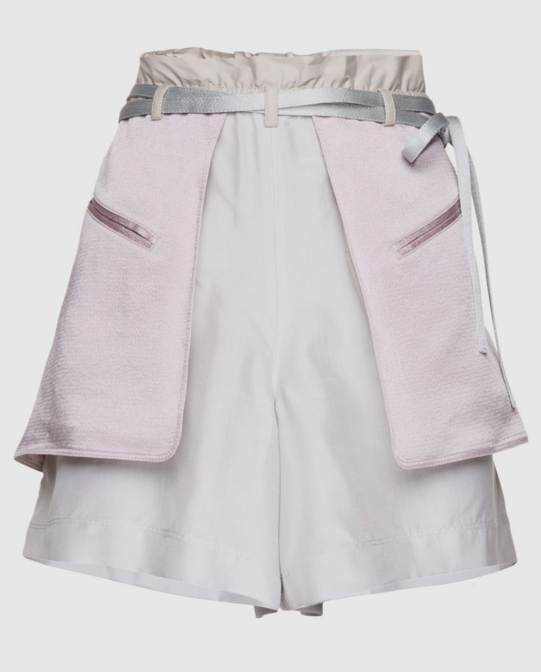 Сиреневые шорты