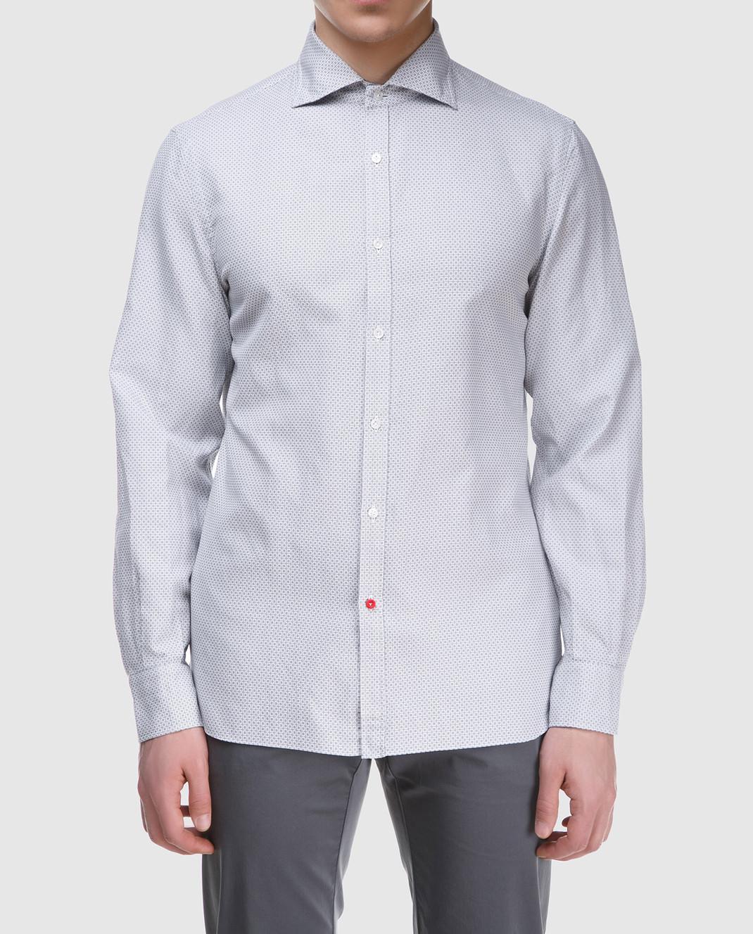 ISAIA Рубашка изображение 3