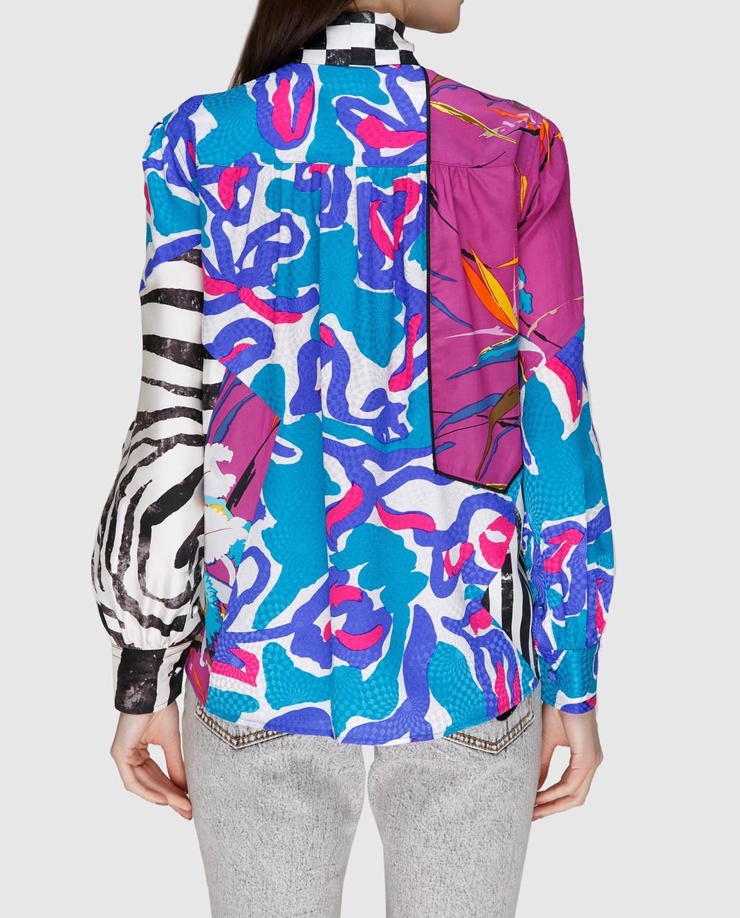 Marc Jacobs Блуза из шелка W51650646 изображение 3