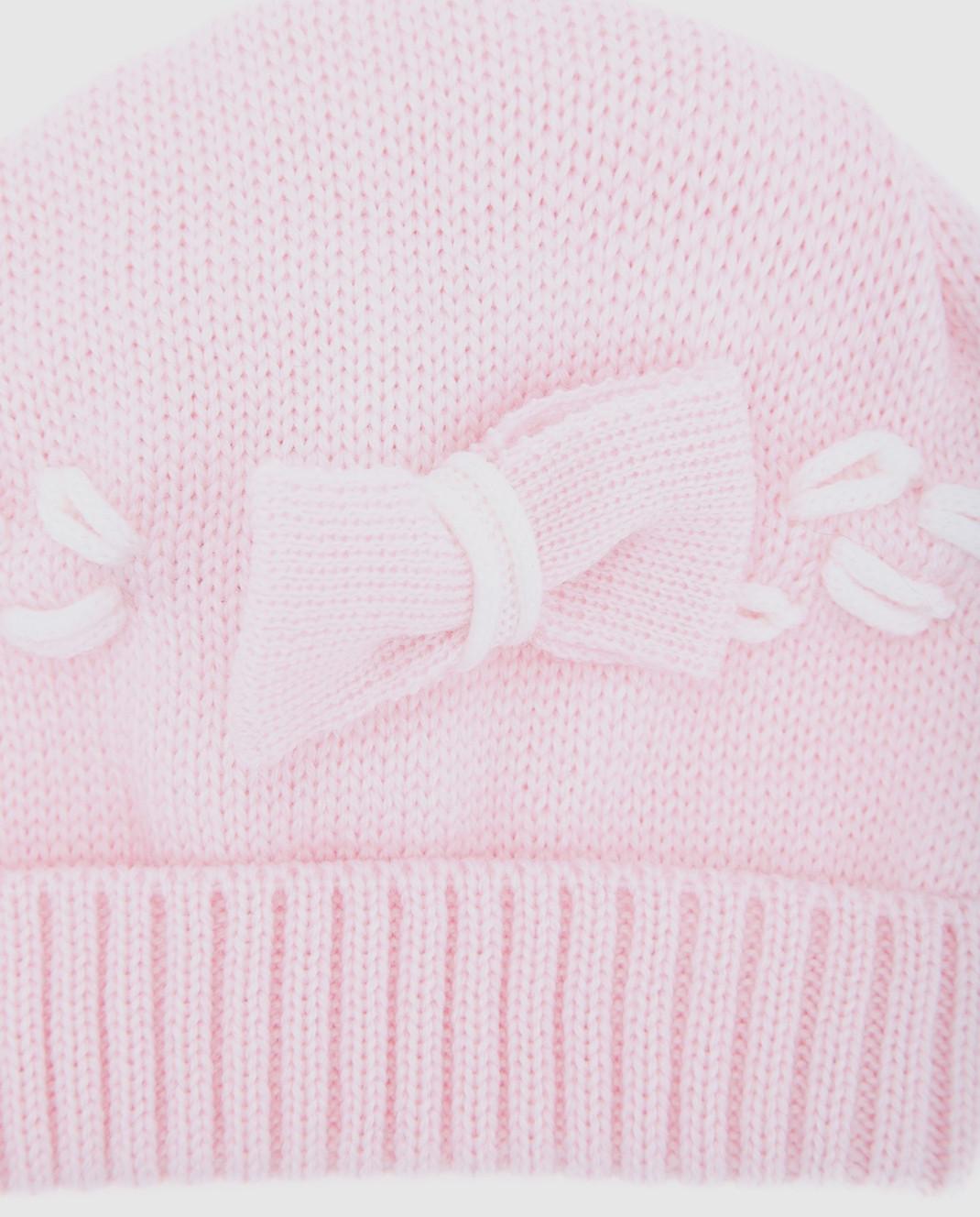 Catya Детская розовая шапка 721544 изображение 3