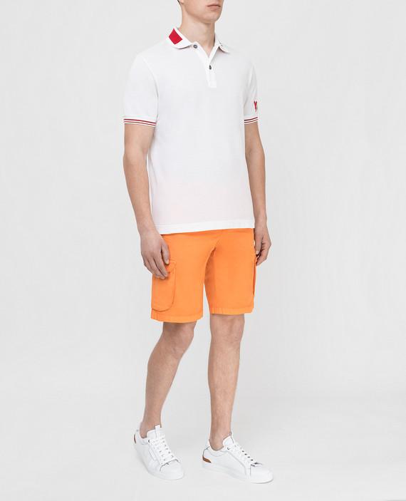 Оранжевые шорты hover