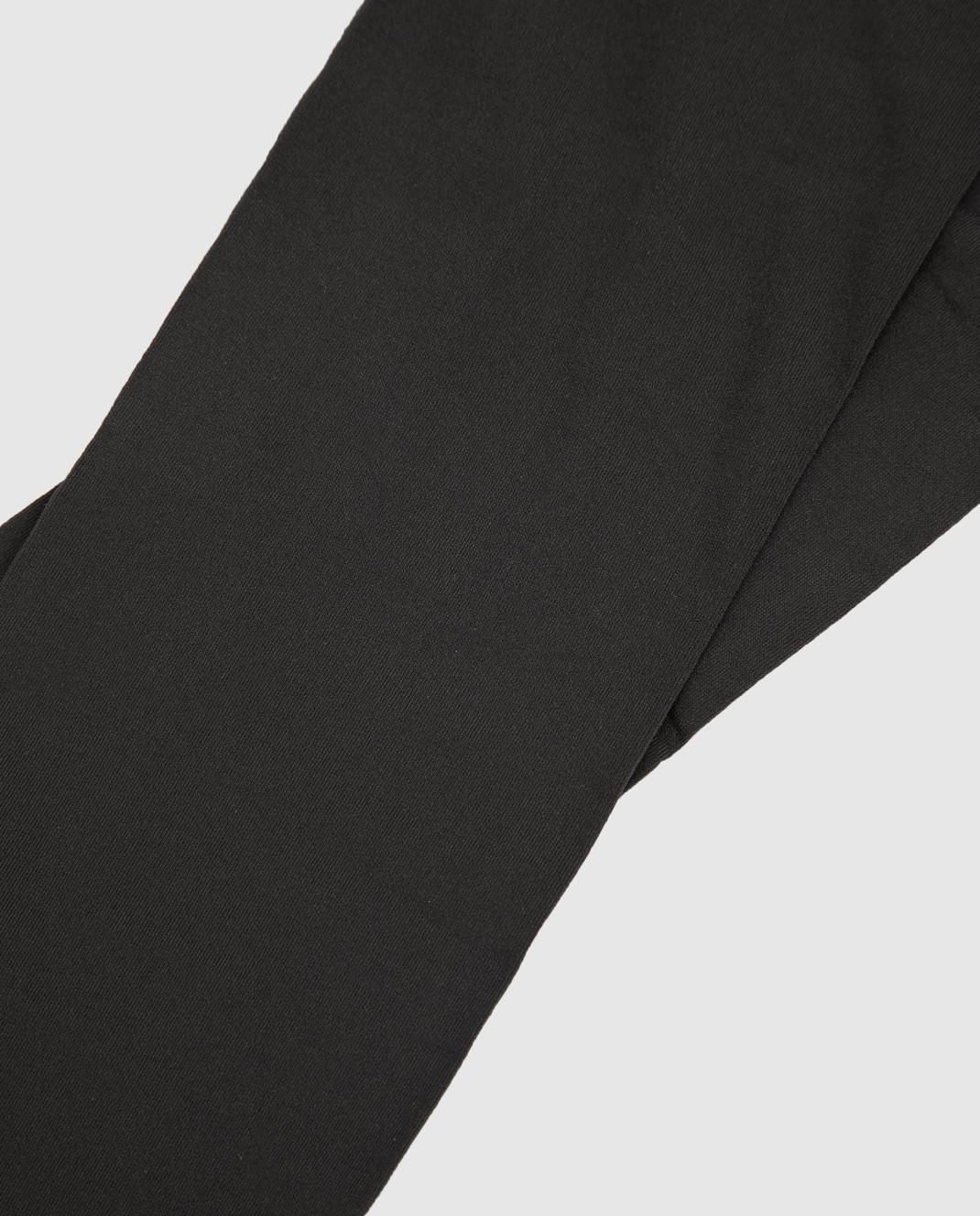 Max Mara Темно-серые колготы 30 ден изображение 3