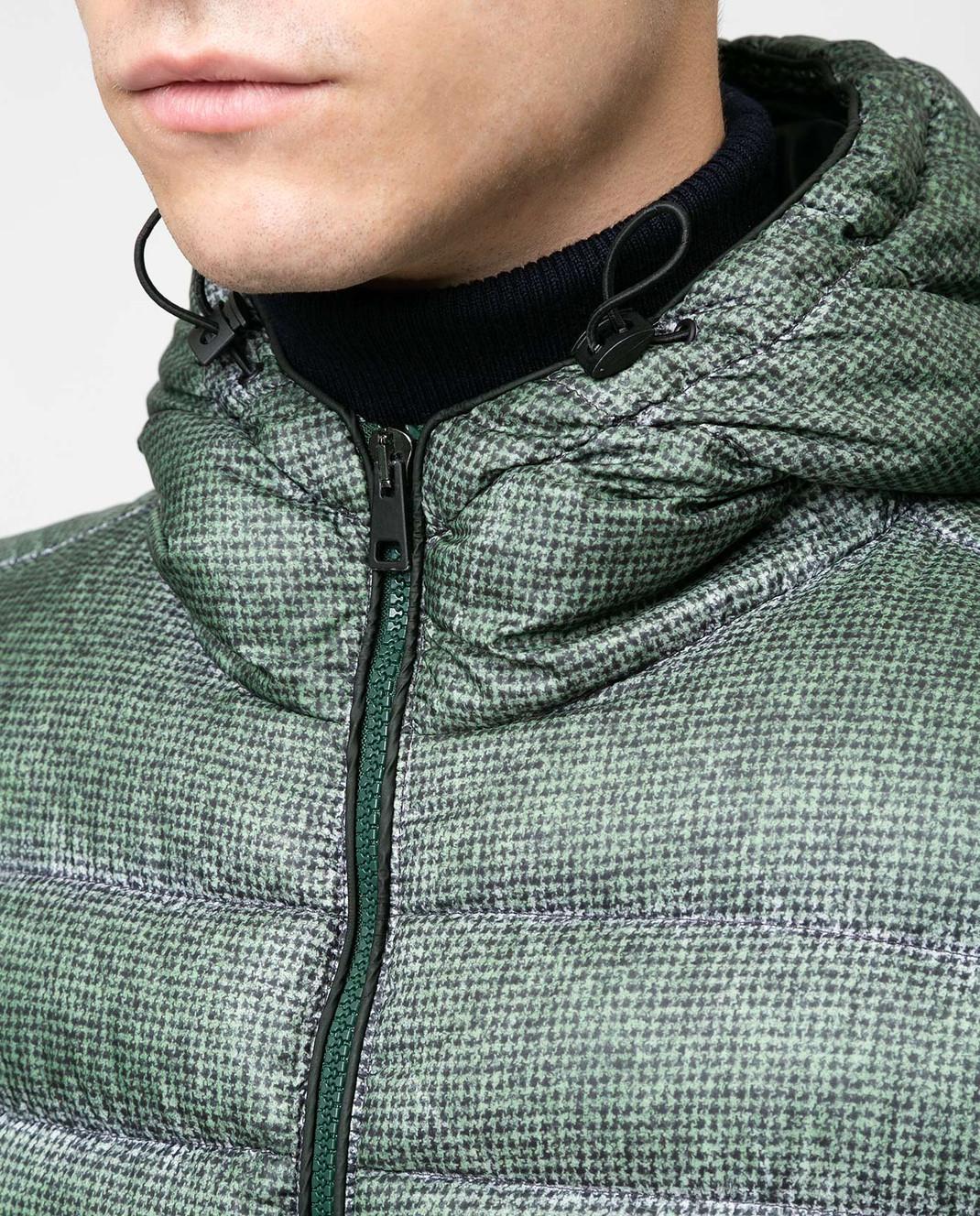 Fradi Зелёная куртка 192LENOX5402 изображение 5