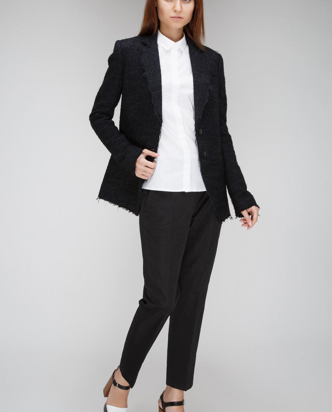 Dondup Черные брюки изображение 2