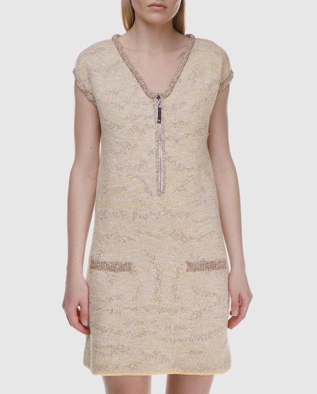 Maison Ullens Двустороннее платье DRE070 изображение 4