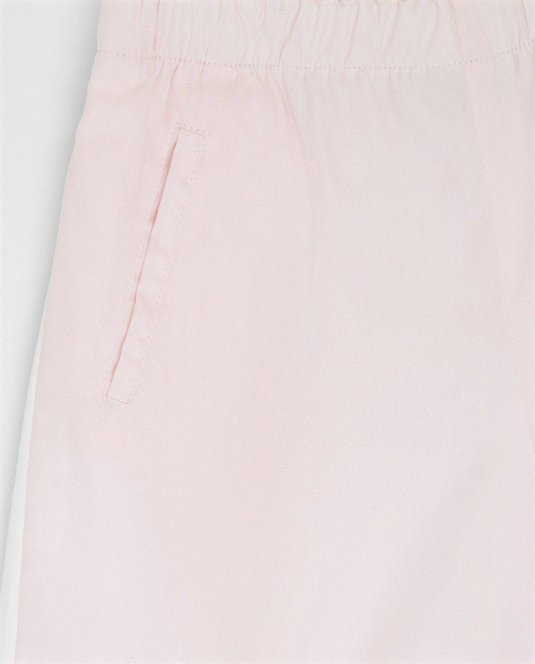 CAF Детские розовые шорты 100PO56 изображение 3