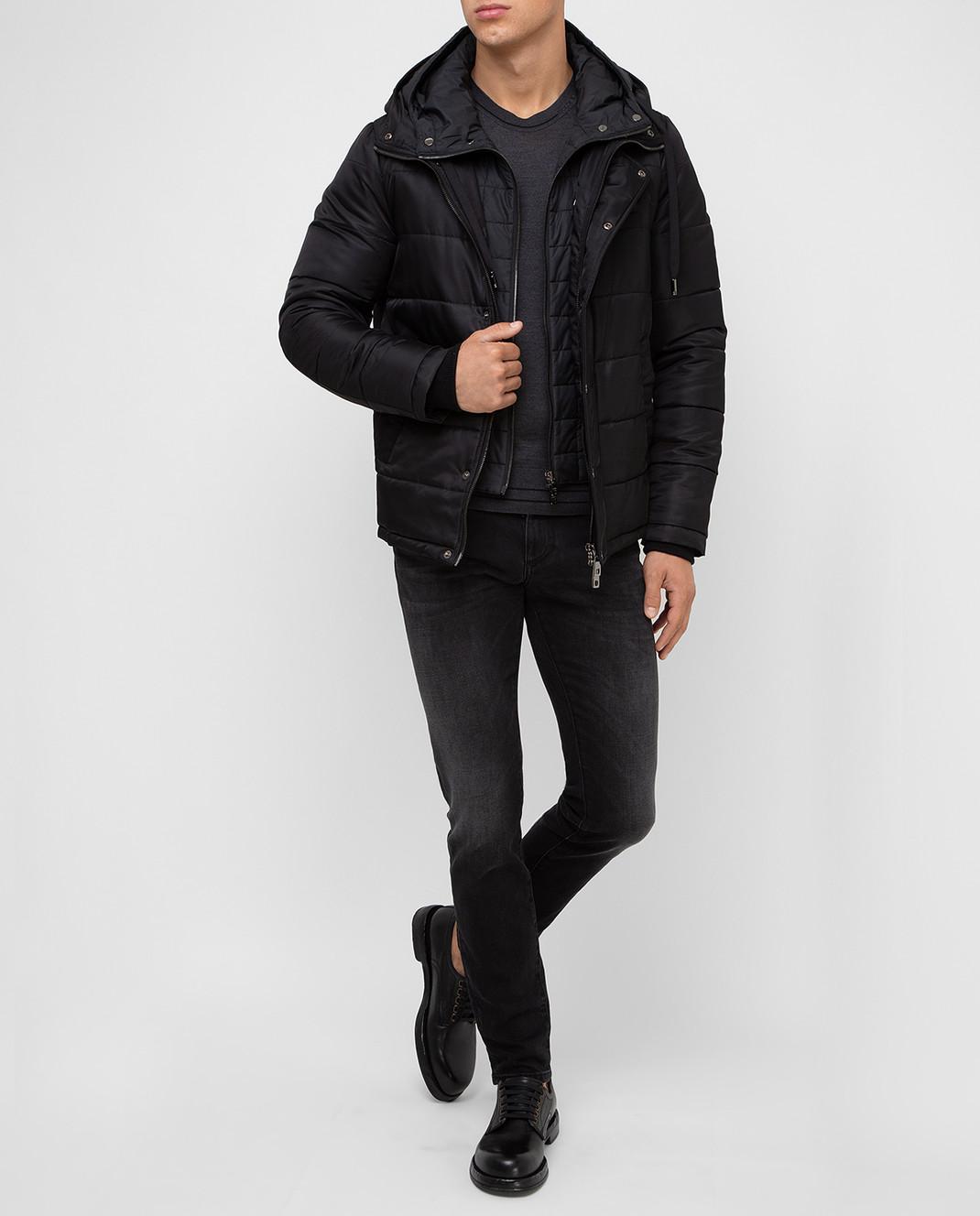 Dolce&Gabbana Черная куртка изображение 2