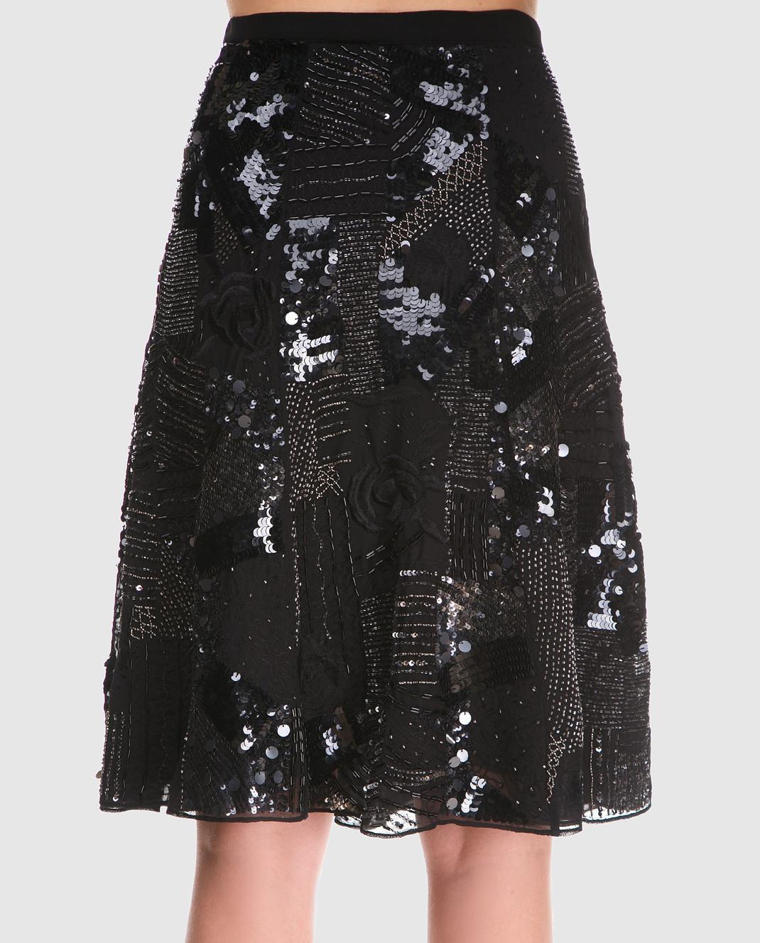 Ralph Lauren Черная юбка 211670983 изображение 4