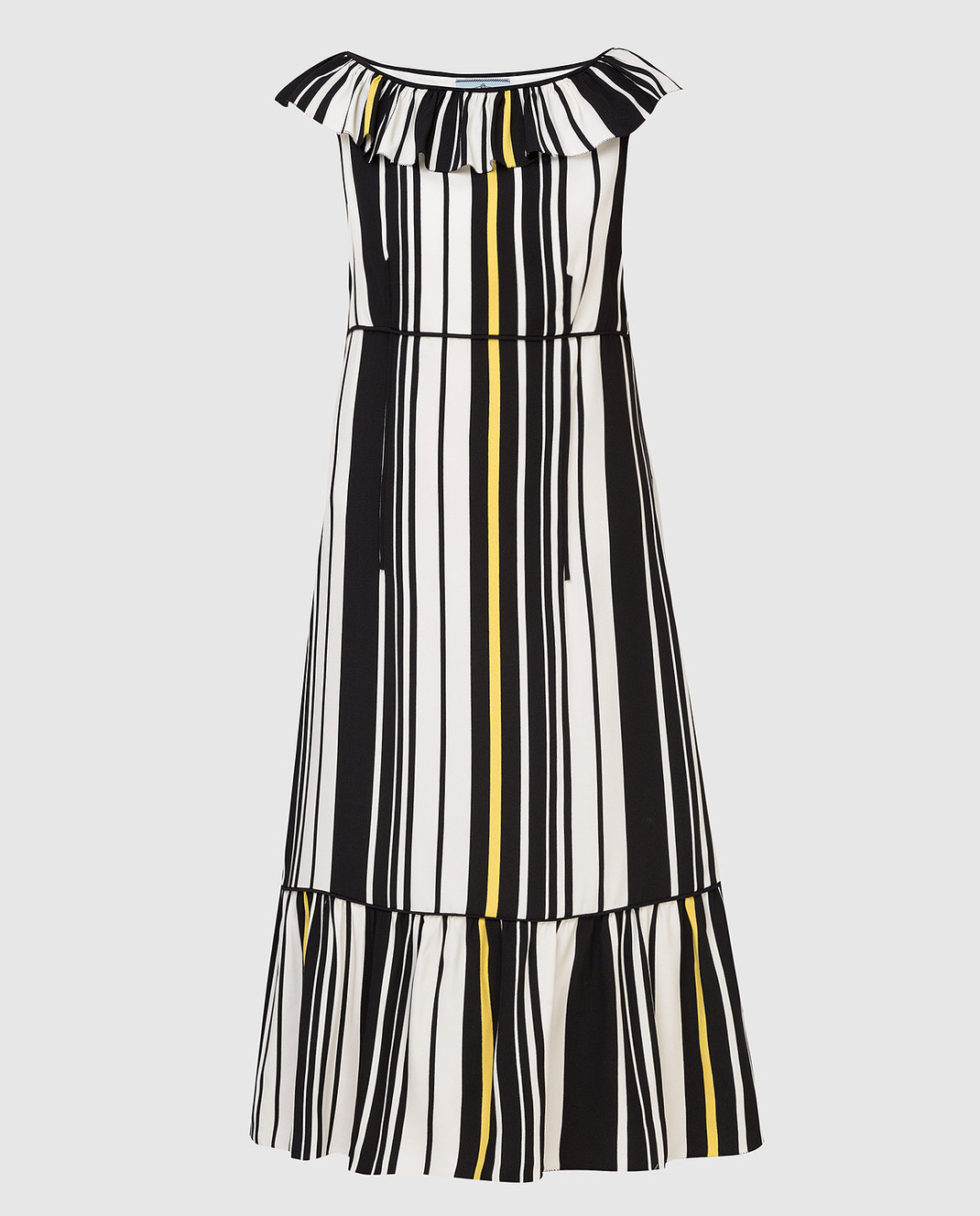 Prada Черное платье P33G9