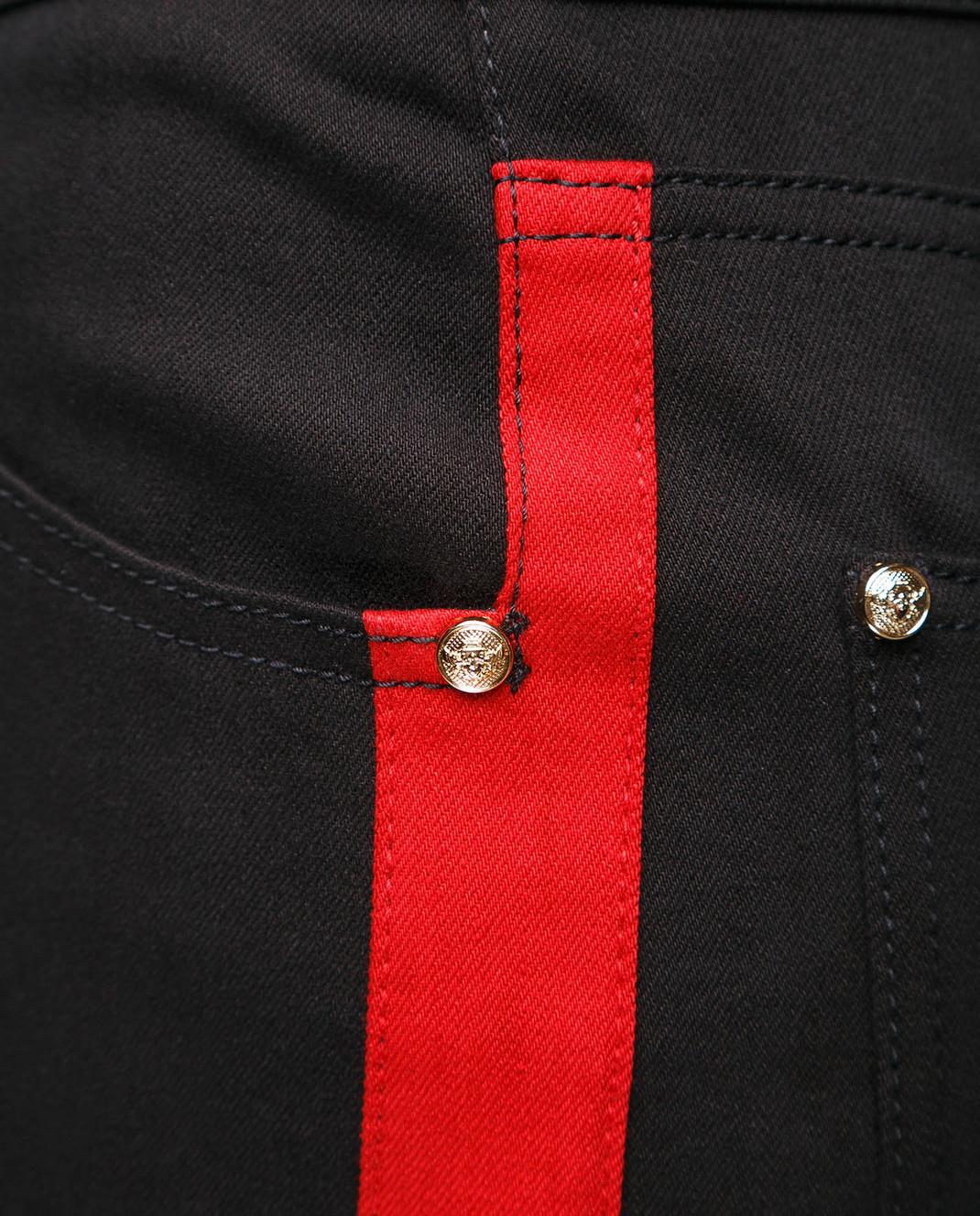 Balmain Черные джинсы 145481 изображение 5
