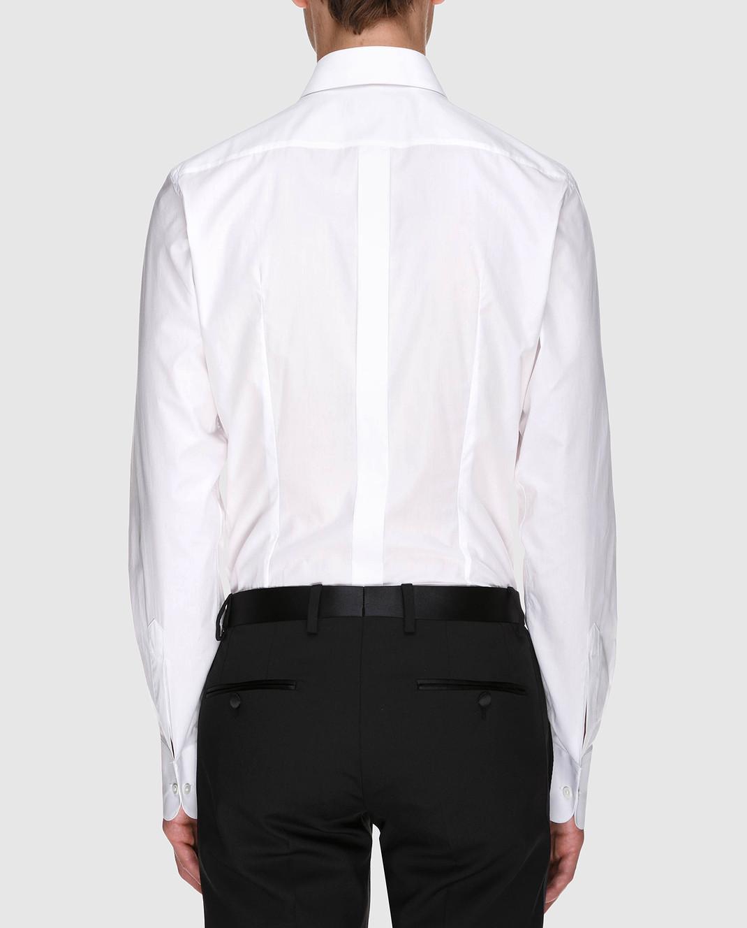Dolce&Gabbana Белая рубашка G5FL5TGEC81 изображение 4