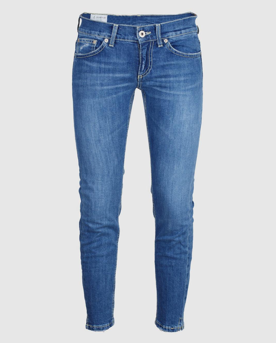 Dondup Синие джинсы P282