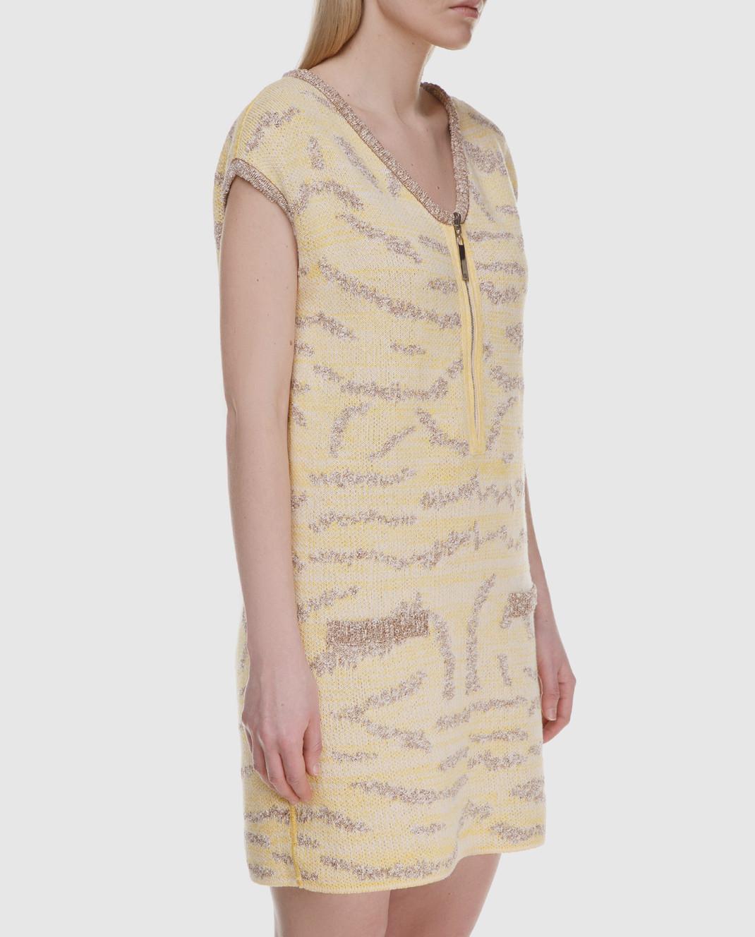 Maison Ullens Двустороннее платье DRE070 изображение 5