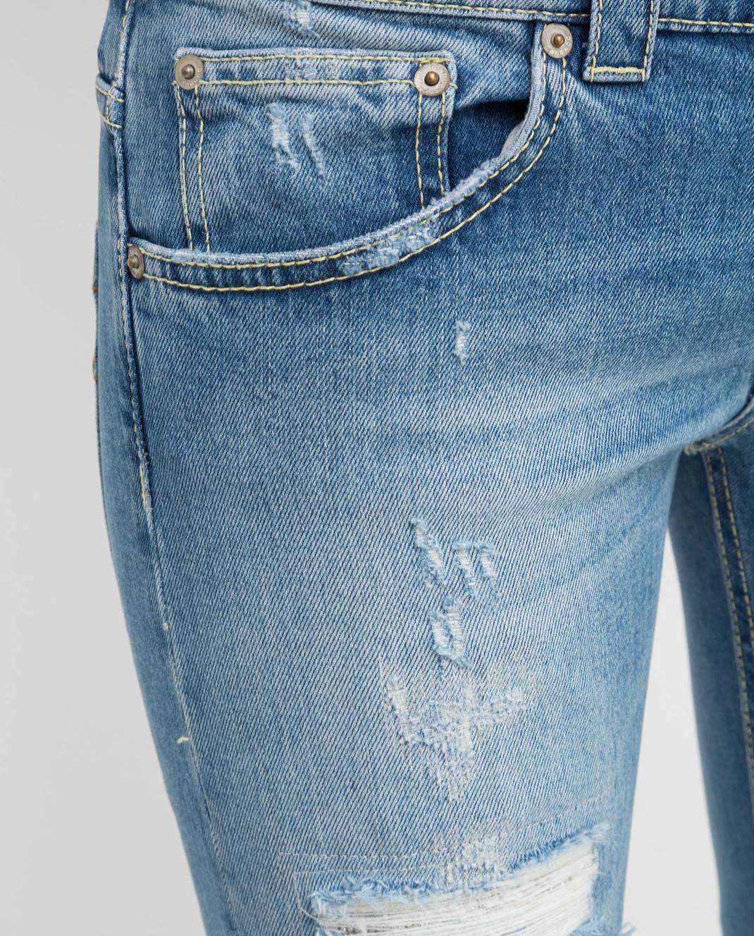 Dondup Синие джинсы P857 изображение 5