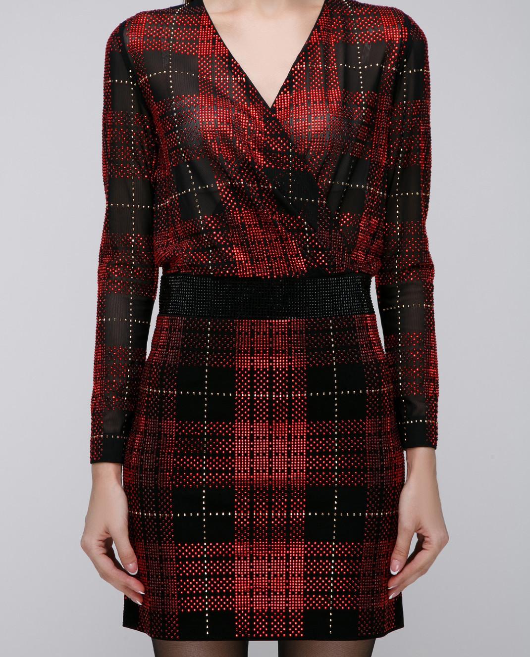 Balmain Красное платье 103596 изображение 4