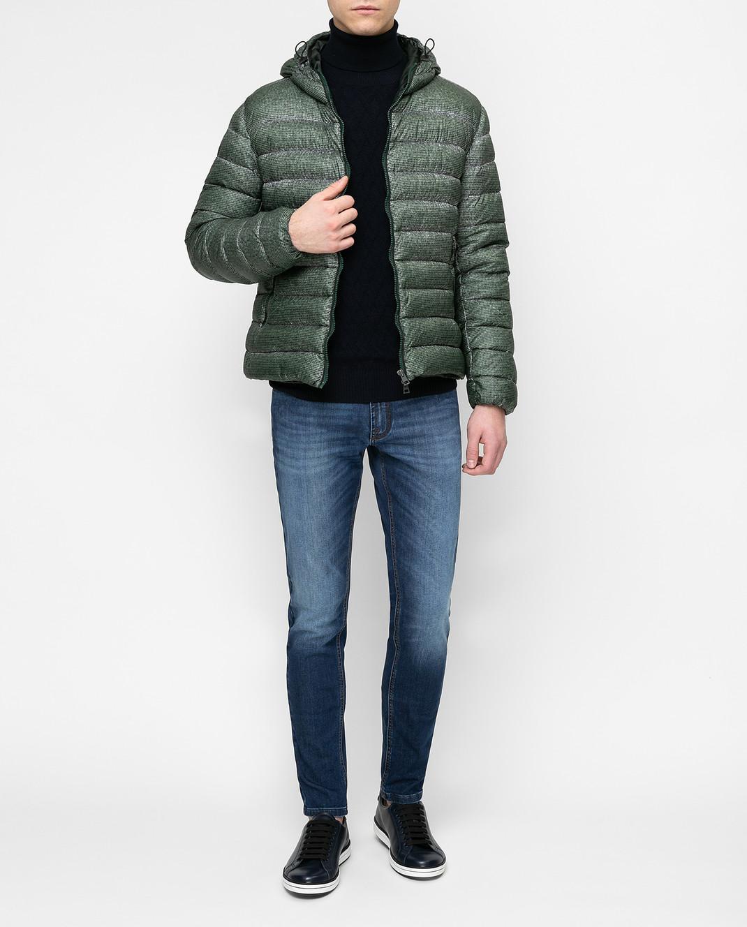 Fradi Зелёная куртка 192LENOX5402 изображение 2