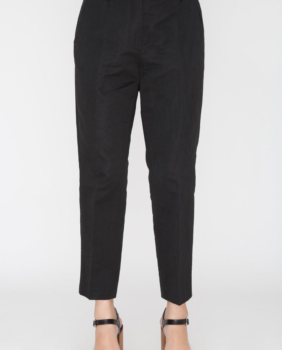 Dondup Черные брюки изображение 3