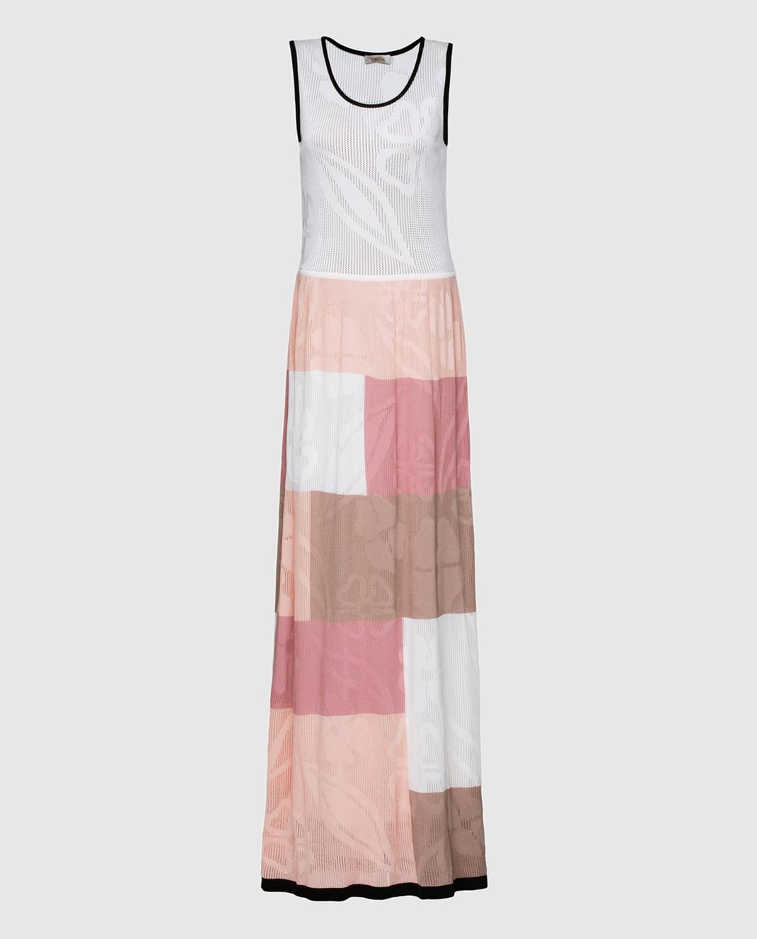 Tsarevna Пудровое платье  TS0100