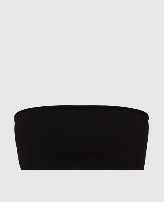 Черный топ