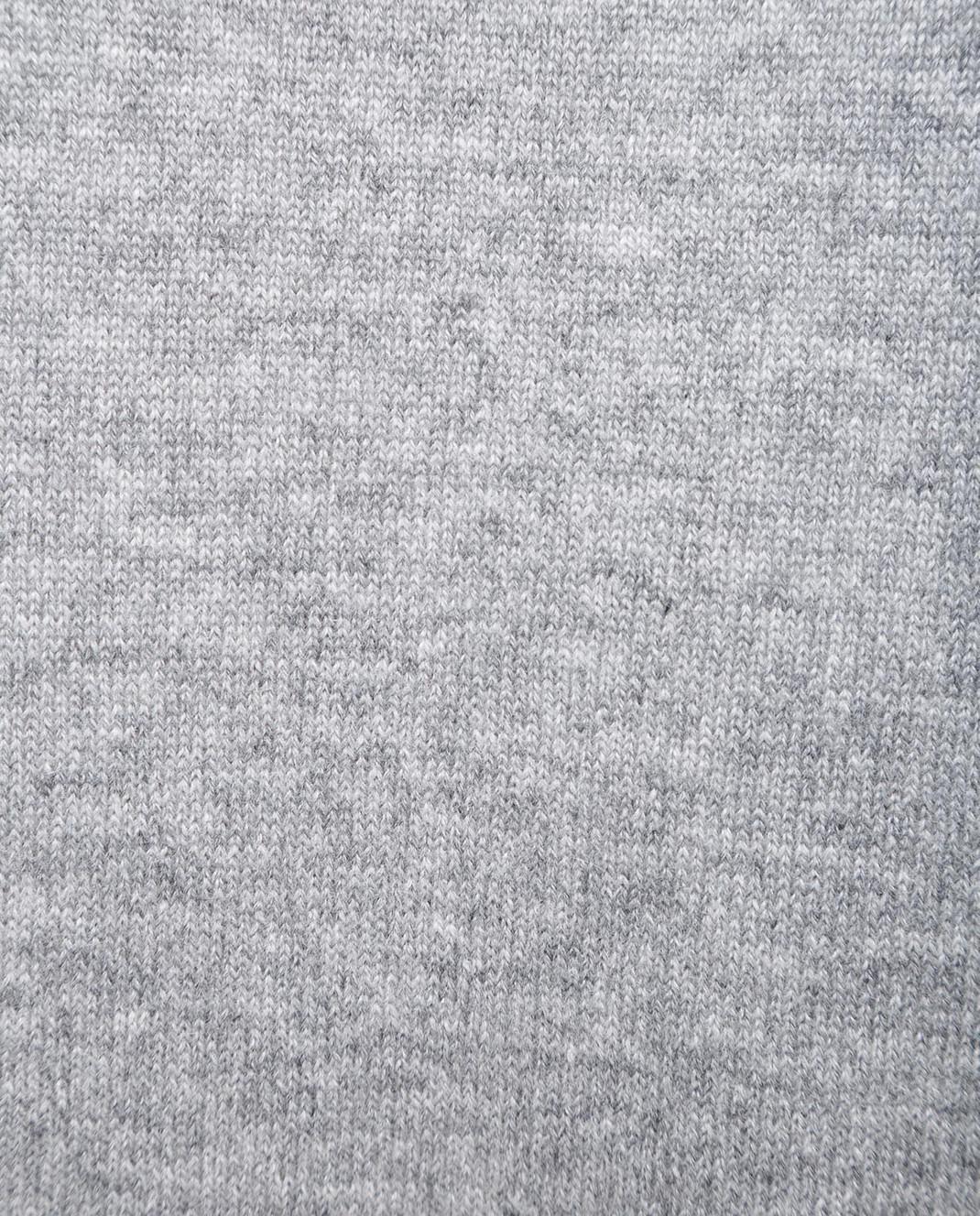 Johnstons Серый жилет из кашемира KAL03509 изображение 5