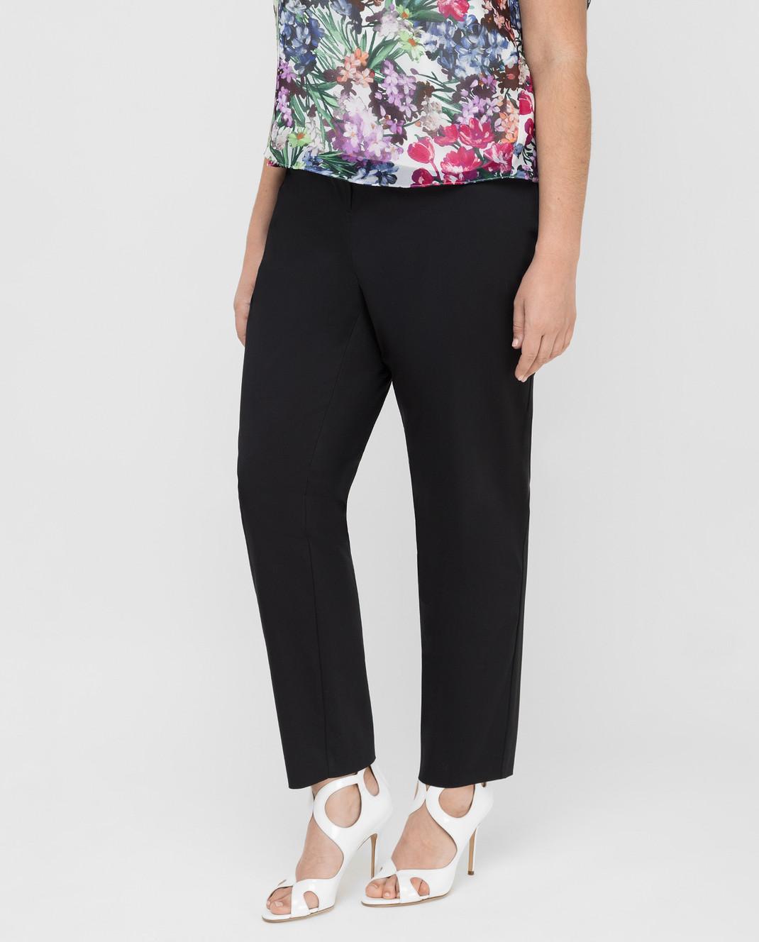 Marina Rinaldi Черные брюки REGIA изображение 3