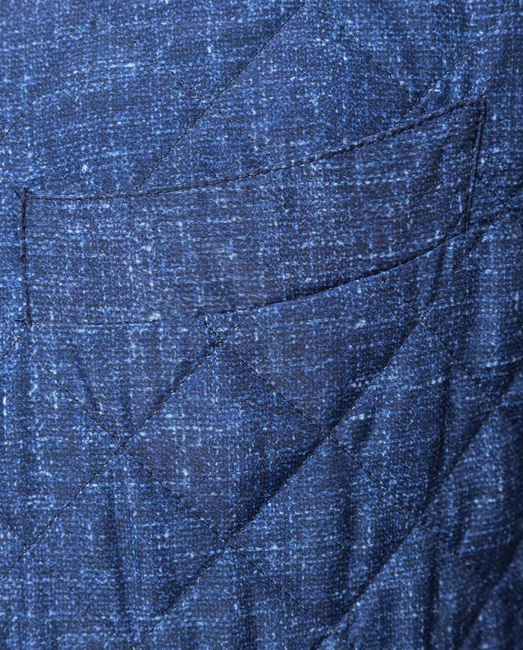 ISAIA Синий жилет SW70508031Y изображение 5